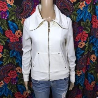WOMEN'S Michael Kors Sweatshirt Zipper Sweater XS