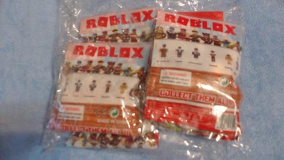 New 6 Pack of Roblox Men