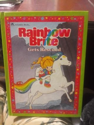 """Rainbow Brite Gets Rescued !"""