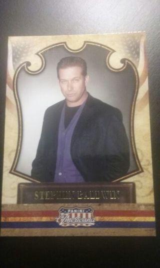 Stephen Baldwin Trading Card
