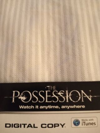 The Possession VUDU Code