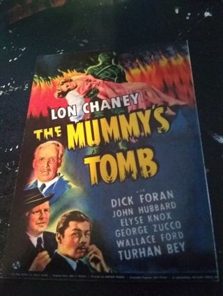 Classic Vintage Movie Posters Trading Card