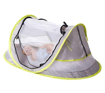 Baby Beach Tent, with A Brim Sun Protection Hat