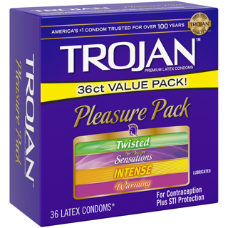 NEW Trojan, Lifestyles Condom