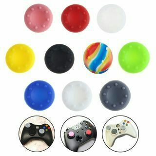 10pcs Analog Controller Thumb Grip Thumbstick Cap Cover for PS4 PS3 XBOX 360/ONE