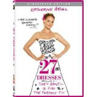 27 Dresses dvd widescreen