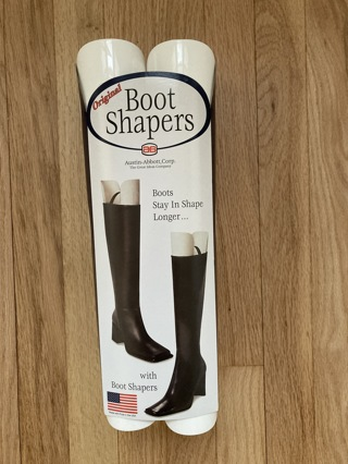 Boot Shapers/Hangers for Women's Boots