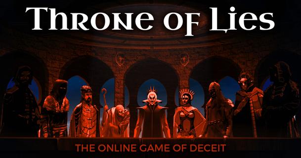Throne of Lies The Online Game of Deceit (Steam key!)