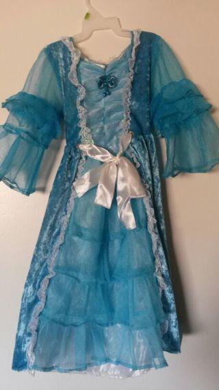 Lovely princess dress girl size 3T costume