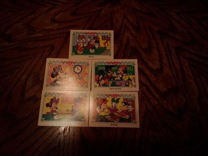 minnie n me 5 cards