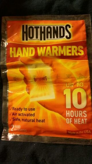 HOTHANDS HAND WARMERS!!!FREE SHIPPING