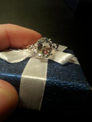 Sterling ring 5