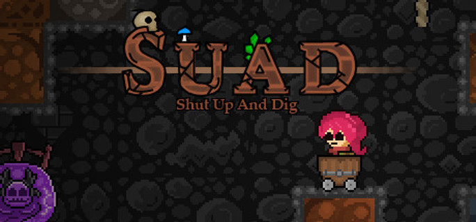 Shut Up And Dig - Steam Key