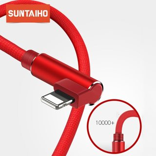Suntaiho for lighting Cable charger for iPhone XR XS Max 7 X XR 8 6 Plus Cord Cable for iPhone xs