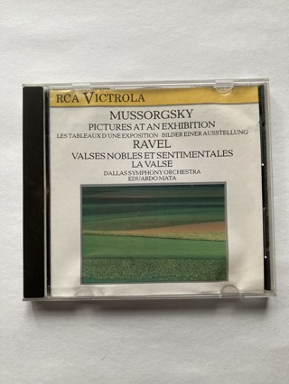 Pictures at an Exhibition ~ Classical CD