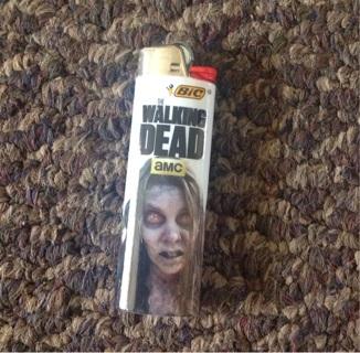 Brand New Walking Dead Lighter