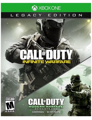 Call of Duty Infinite Warfare Legacy Edition (PS4 Upon Request)