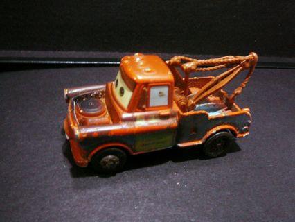 Mattel Disney Pixar Cars Tow Mater 3 Inches long Truck