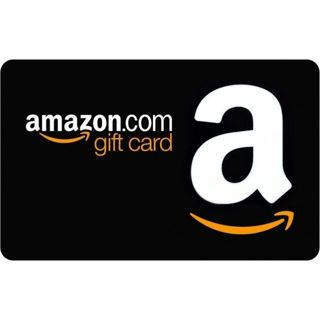 $3 Amazon.com Gift Card Digital Delivery