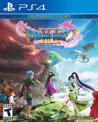Dragon Quest XI Echoes of an Elusive Age: Edition of Light - PlayStation 4 - Digital Code Only