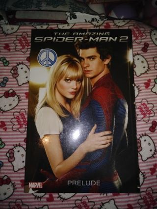 """❤♡❤♡❤♡BRAND NEW """"THE AMAZING SPIDER-MAN 2""""PRELUDE❤♡❤♡❤COMIC BOOK(ONLY 1!)"""