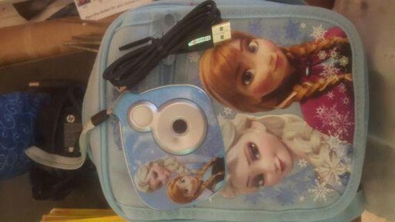 Disney princess frozen digital camera