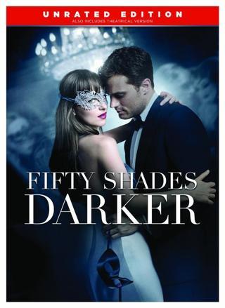 """Fifty Shades Darker"" (Unrated) HDX ITunes Digital Movie Code"