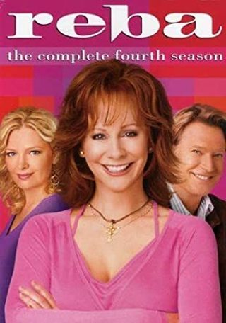 Reba the complete fourth season dvd set