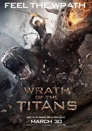 Wrath of the Titans (HDX) (Movies Anywhere) iTunes, Vudu, Digital copy