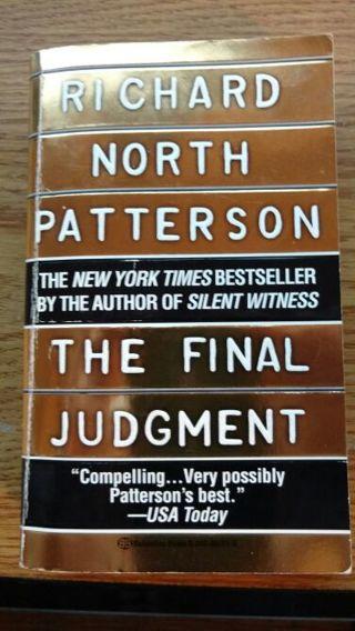 Richard North Patterson's The Final Judgement