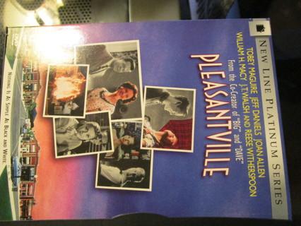 pleasantville movie dvd