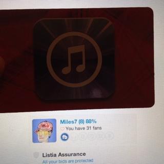 iTunes Gift Card Code