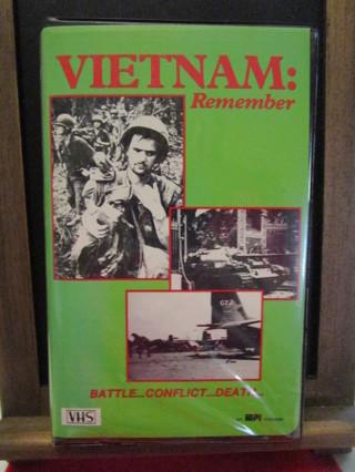 Vietnam:  Remember - VHS