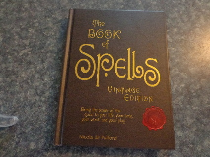 **** THE BOOK OF SPELLS **** The Vintage Edition