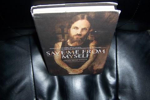 KORN,Rock Star Brain Welch, Save Me from Myself, How I Found God, Brian Welch