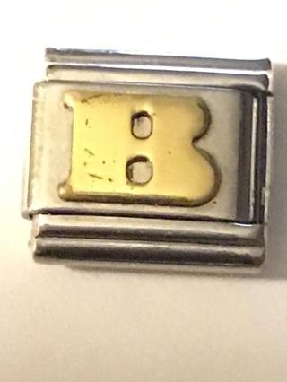 Letter B for D'linQ bracelet ,charm