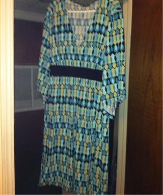 Apt 9 XL Dress