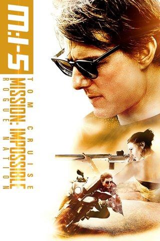 FULL Mission Impossible: Rogue Nation HD Vudu/iTunes Digital Code.