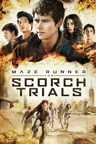 Maze Runner: The Scorch Trials digital copy
