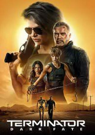UV Ultraviolet Digital Movie Code for Terminator Dark Fate HD (High Definition)