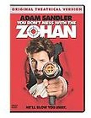 You Don't mess with the zohan dvd  1 disc extended version