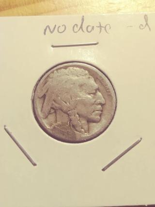 No Date - D Buffalo Nickel! 69