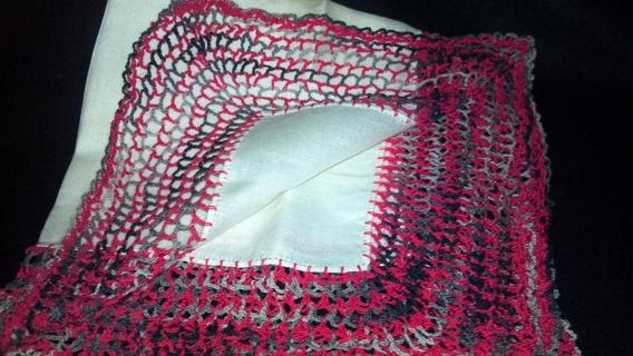 Hand Crocheted Hanky