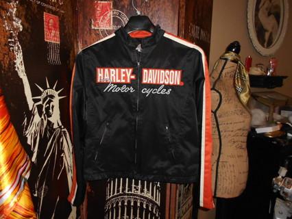 Women's Authentic Harley Davidson Jacket    Med. / Lg