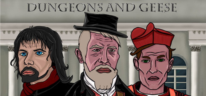 Dungeons & Geese (Steam Key)