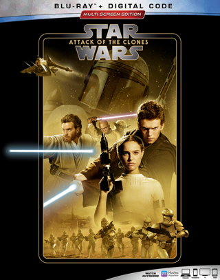 Star Wars: Attack of the Clones HD Googleplay Code Only