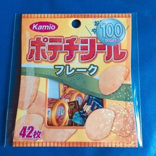 ⚡️ Delicious Snacks Kawaii Sticker Flakes Sack BRAND NEW ⚡️
