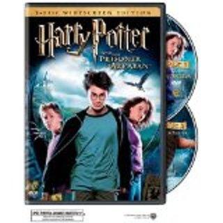 Harry Potter and the prisoner of azkaban dvd 2 disc widescreen