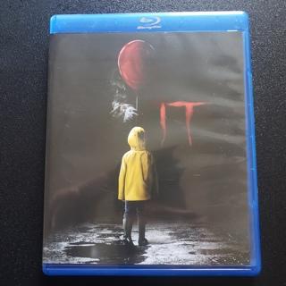 IT the movie Bluray DVD