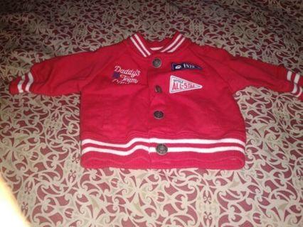 newborn baby boy jacket